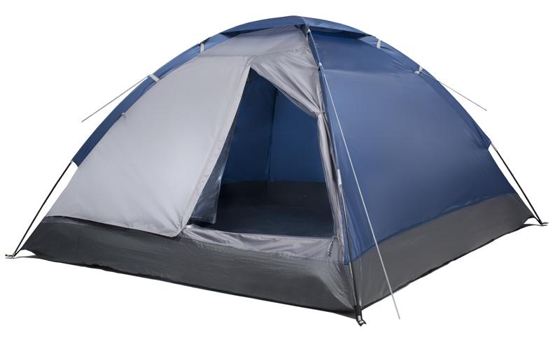 Палатка Trek Planet Lite Dome 2 Blue-Grey 70120 стоимость
