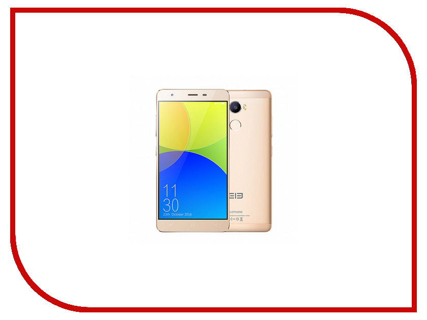 Сотовый телефон Elephone C1 Gold сотовый телефон archos sense 55dc 503438