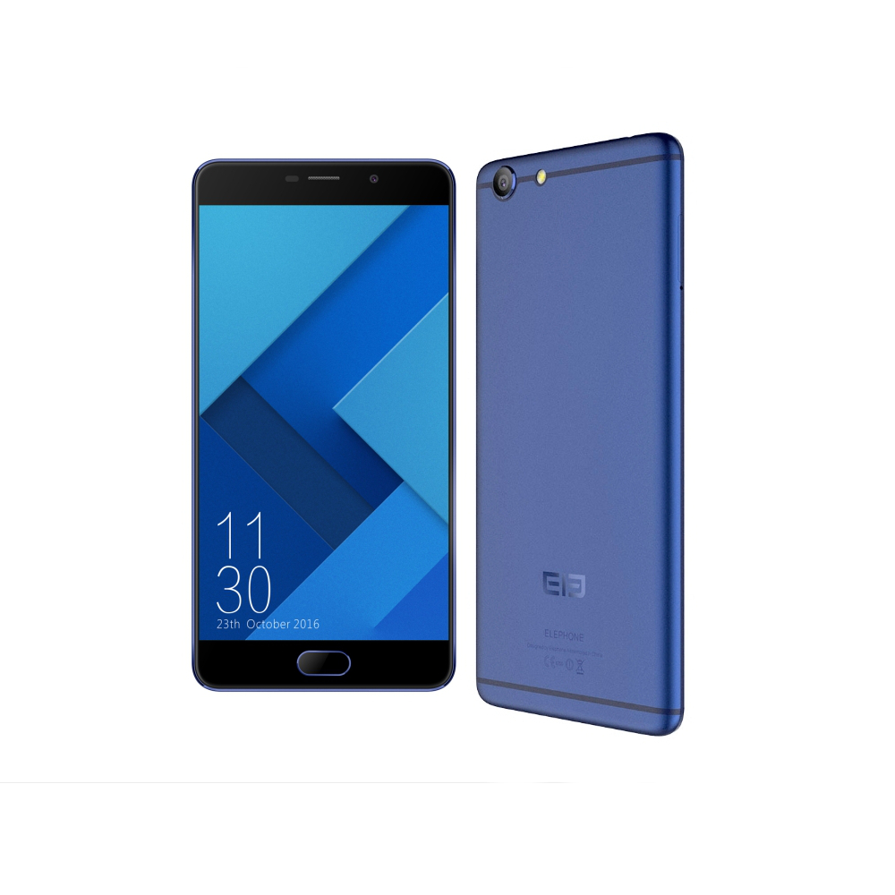 Сотовый телефон Elephone R9 64Gb Blue сотовый телефон asus zenfone 5 ze620kl 4 64gb midnight blue