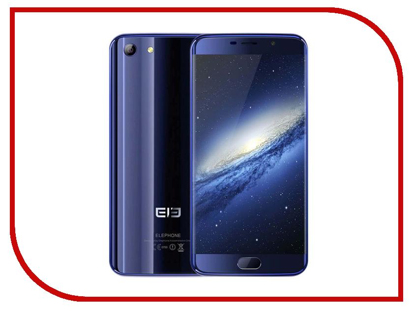 Сотовый телефон Elephone S7 64Gb Blue говорящий телефон сенсорный экран s s