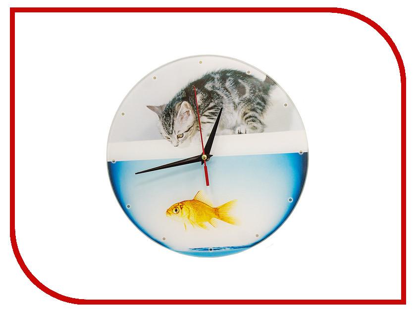 Гаджет Эврика Котенок с рыбкой 98106