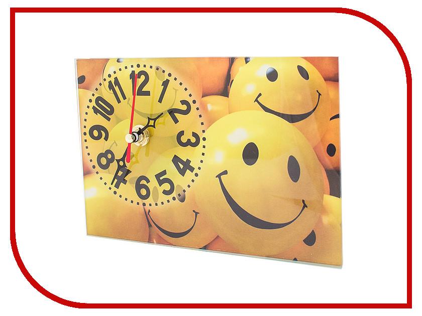 Часы Эврика Смайлы 98103