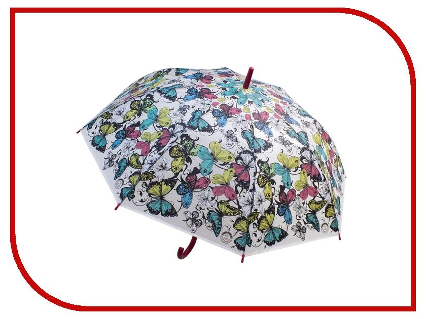 Зонт Эврика Бабочки №3 97852 зонт эврика 94861 white