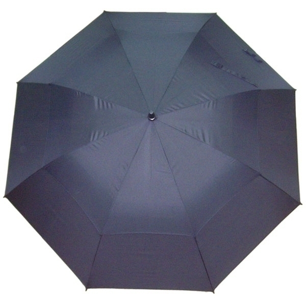 Зонт Эврика Двойной Black 91046