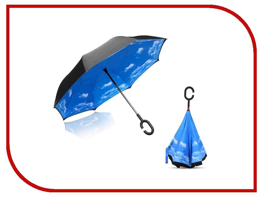 Зонт Эврика Неваляшка Небо 97854 зонт эврика двойной black 91046