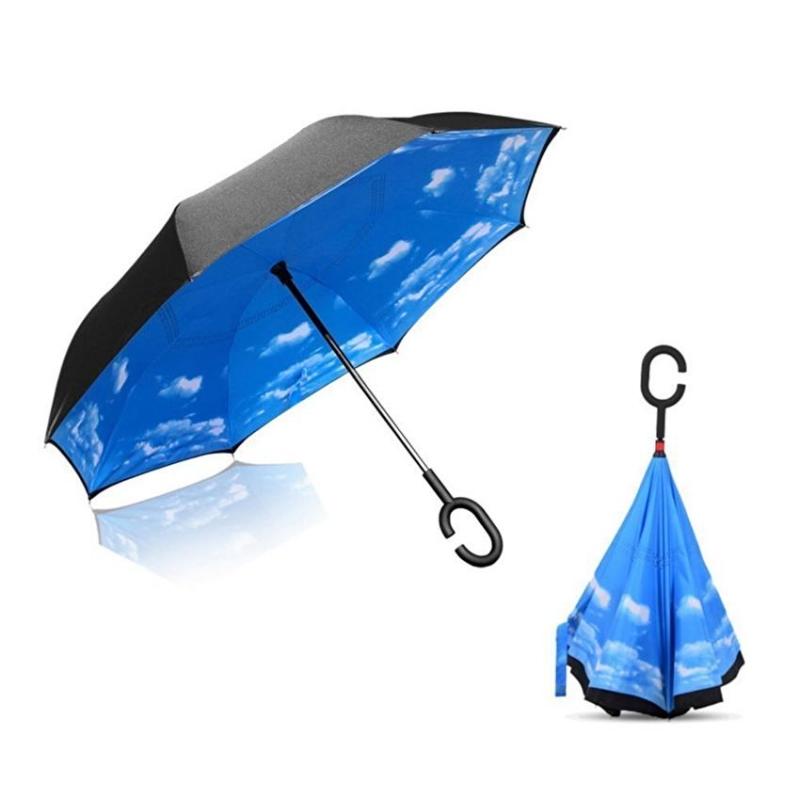 Зонт Эврика Неваляшка Небо 97854