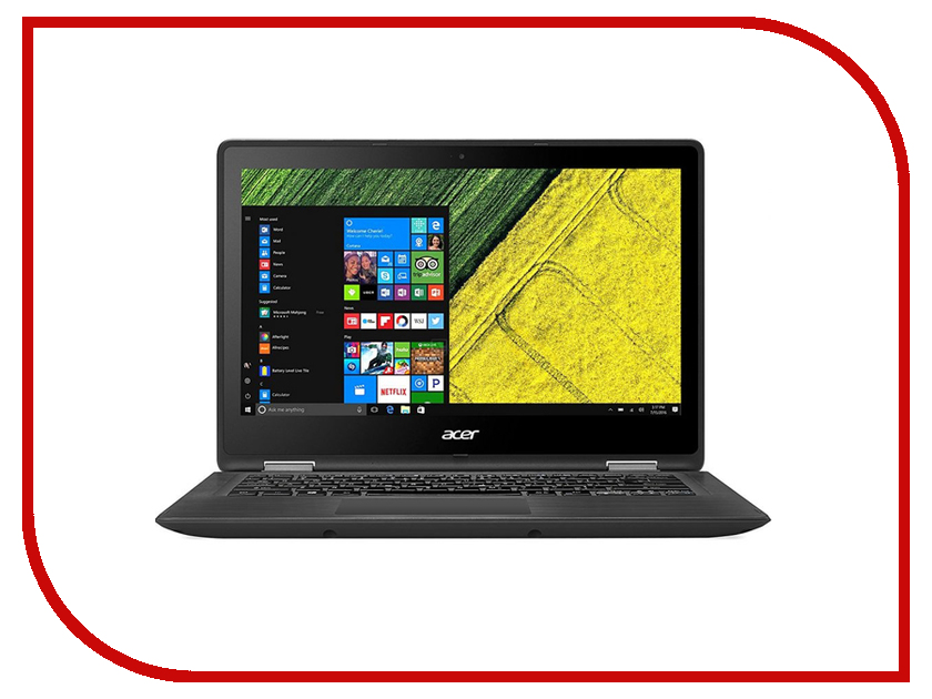 Ноутбук Acer Spin 7 SP714-51-M0RP NX.GMWER.002 (Intel Core i7-7Y75 1.3 GHz/8192Mb/512Gb SSD/No ODD/Intel HD Graphics/Wi-Fi/Bluetooth/Cam/14.0/1920x1080/Touchscreen/Windows 10 64-bit) самокат novatrack deft 200 white 200dsdb deft wt7