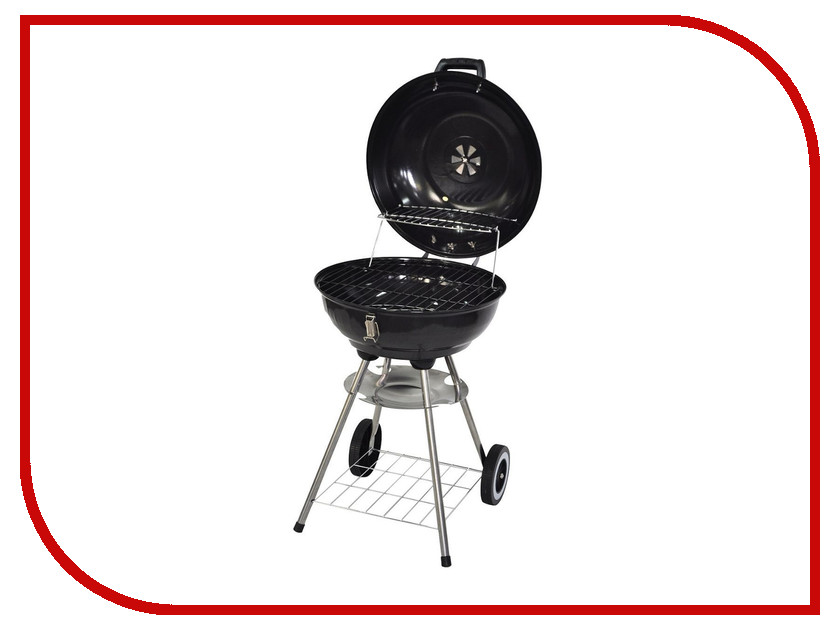 Гриль-барбекю Go Garden Barbeque 46 Black 50132 go garden weekend 46 mobile 475 545 825
