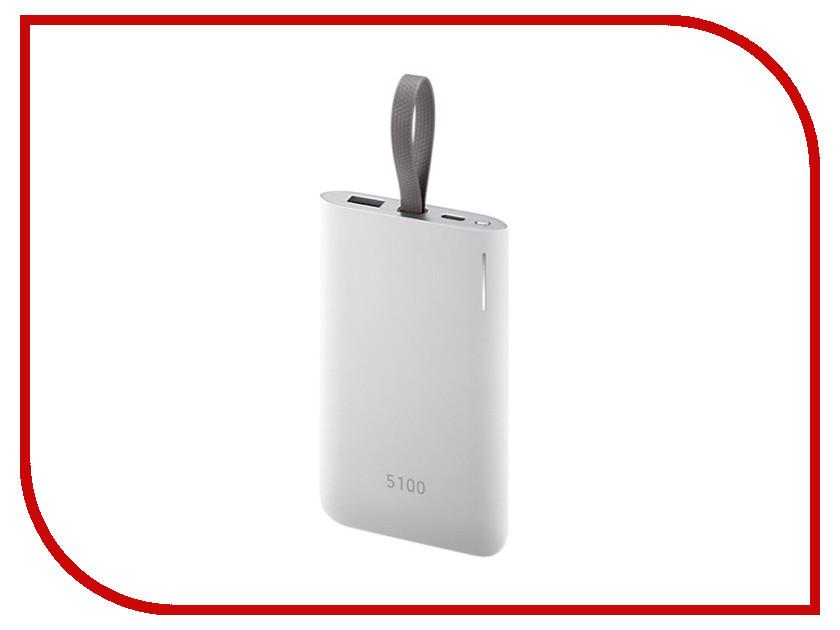 Аккумулятор Samsung Power Bank 5100 mAh Grey SAM-EB-PG950CSRGRU стоимость