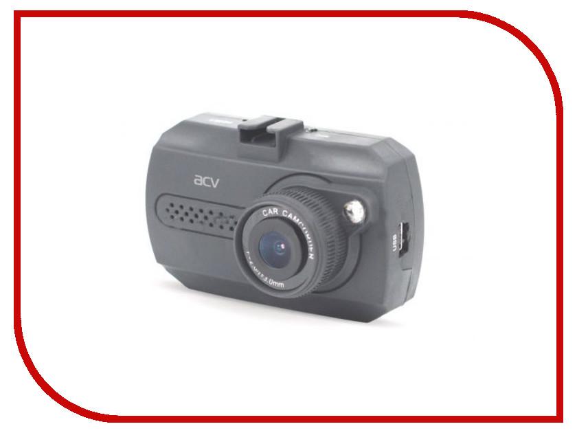 Видеорегистратор ACV GQ117 Black  acv q5gps