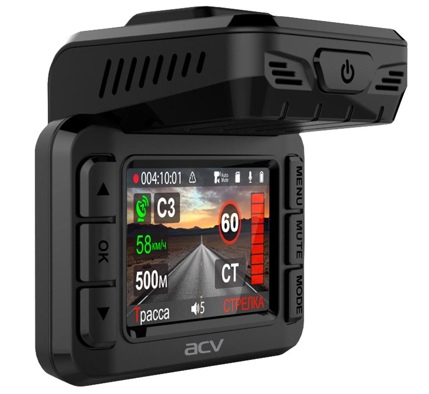 Видеорегистратор ACV GX-8000