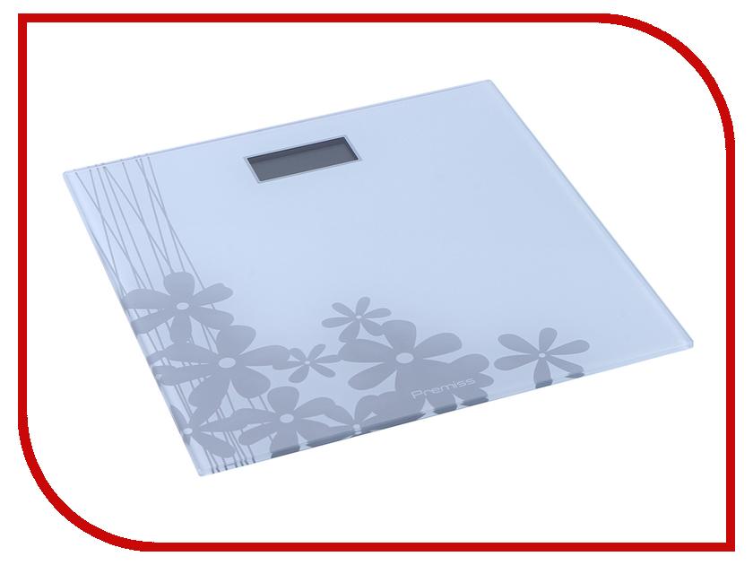 Весы напольные Tefal PP1070 Premiss Flower White весы напольные tefal pp1070 premiss flower white