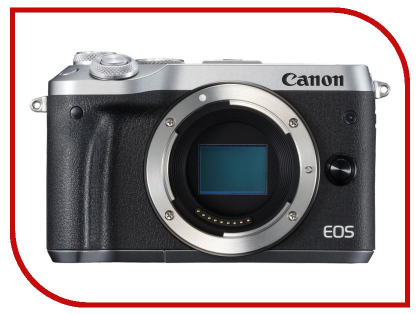 цена на Фотоаппарат Canon EOS M6 Body Silver