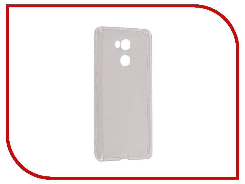 Аксессуар Чехол Xiaomi Redmi 4 Pro / 4 Prime iBox Crystal Silicone Transparent high quality for xiaomi redmi 4 pro lcd display touch screen digitizer replacement for xiaomi redmi 4 pro prime 5 0phone