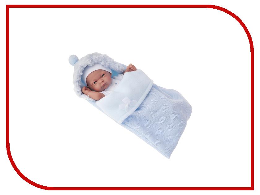 Кукла Antonio Juan Карлос Light Blue 4066B