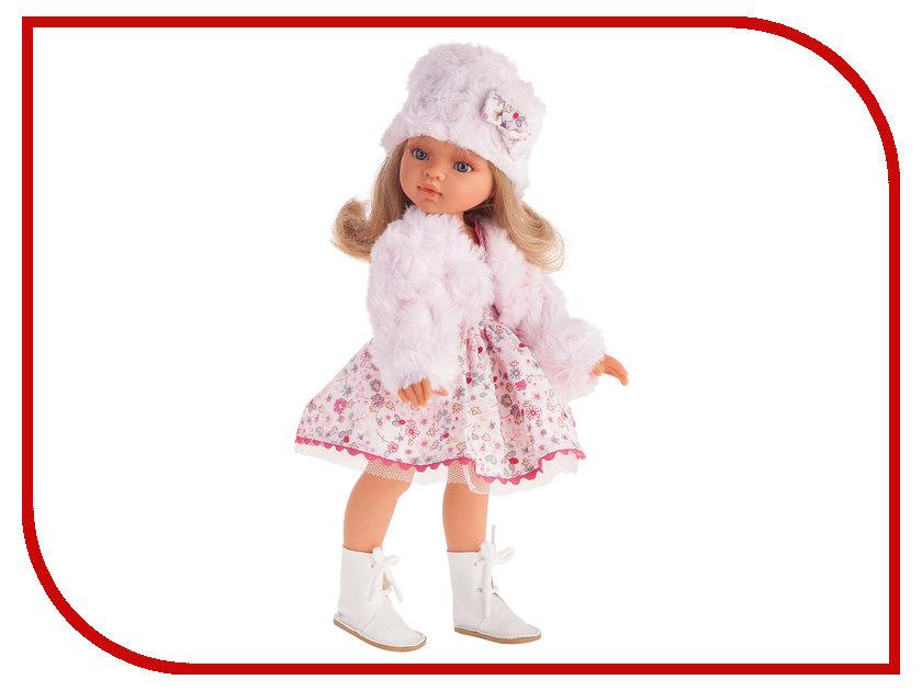 Кукла Antonio Juan Эмили, зимний образ блондинка 2582Bl кукла antonio juan кукла самбор light blue 7031b