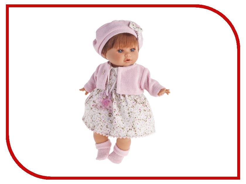 Игрушка Antonio Juan Кукла Кристиана Pink 1338P