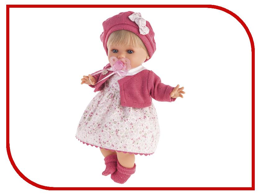 Кукла Antonio Juan Кристиана Crimson 1338R кукла antonio juan кукла самбор light blue 7031b