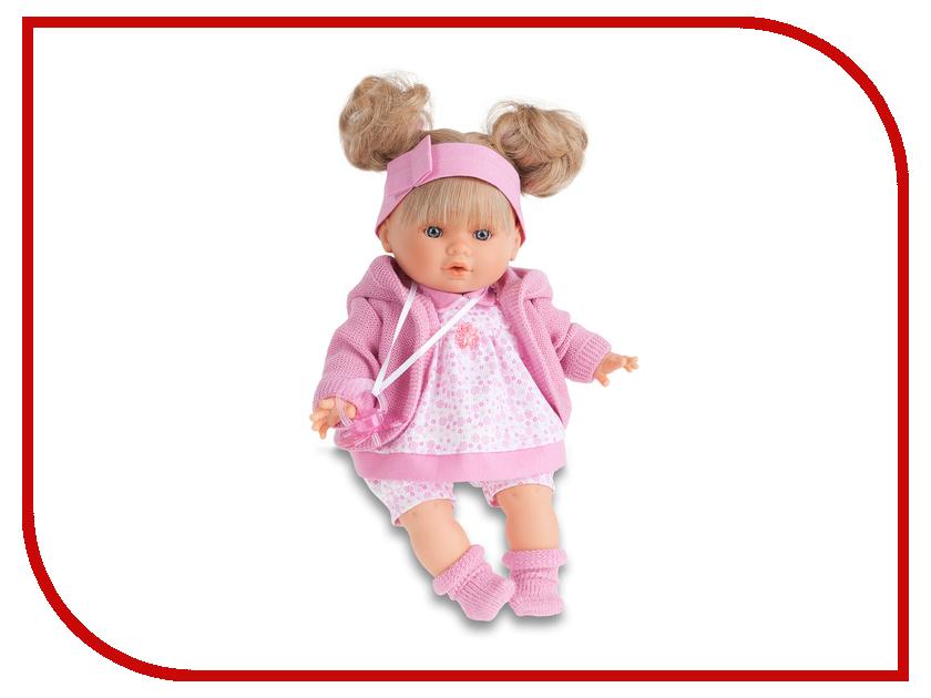 Кукла Antonio Juan Кристи Pink 1337P кукла antonio juan кукла самбор light blue 7031b