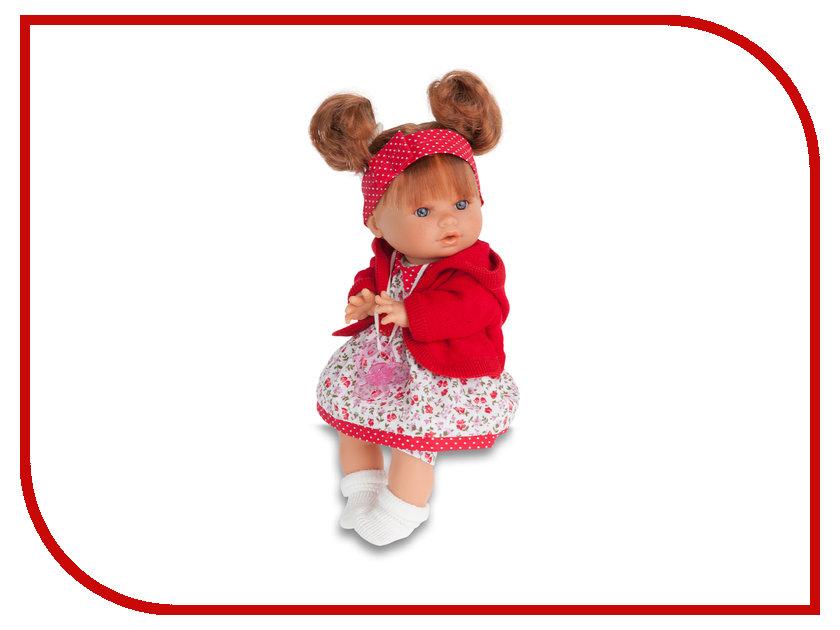 Кукла Antonio Juan Кукла Кристи Red 1337R кукла antonio juan кукла рамон blue 3360b