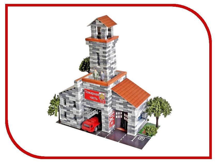 Конструктор Архитектурное моделирование Пожарная часть 700 дет. Л-21<br>
