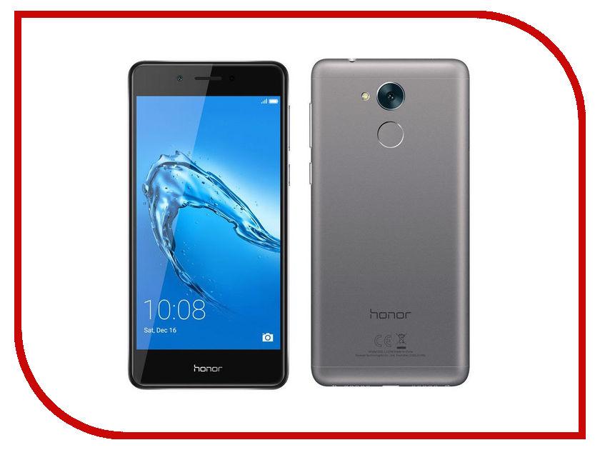 Сотовый телефон Huawei Honor 6C Grey сотовый телефон huawei honor 4c pro grey
