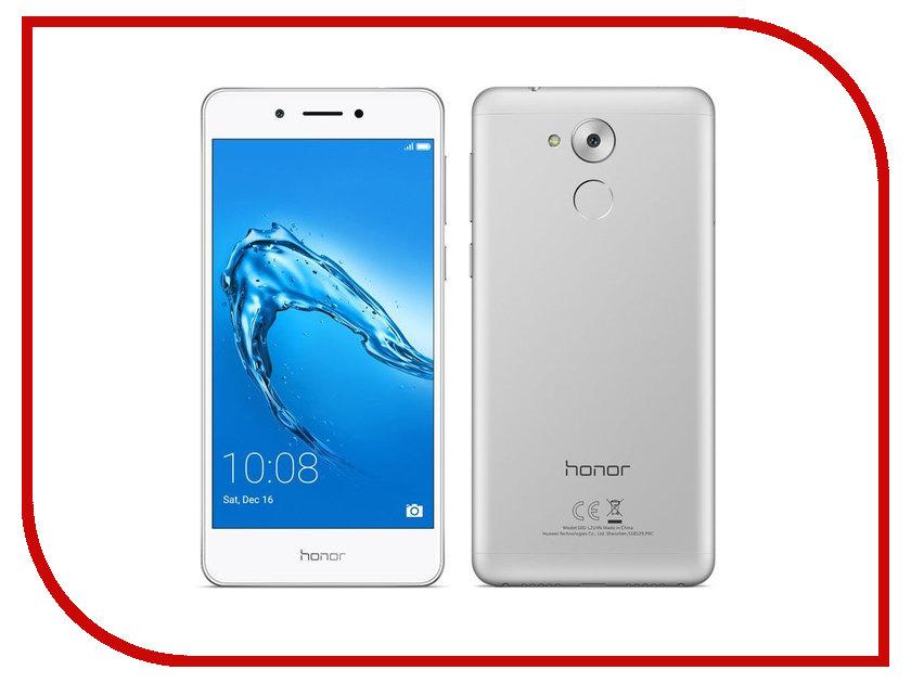 Сотовый телефон Huawei Honor 6C Silver сотовый телефон huawei honor 8 pro black