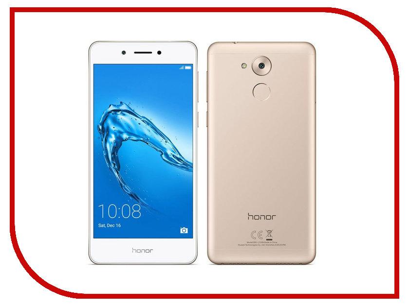 Сотовый телефон Huawei Honor 6C Gold сотовый телефон huawei honor 8 pro black