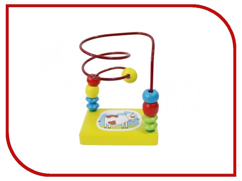 Игрушка Alatoys Лабиринт Корова ЛБ1002 деревянные игрушки alatoys