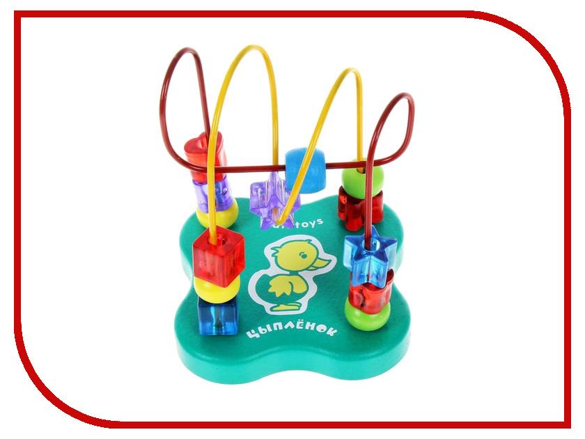 Игрушка Alatoys Лабиринт Круглый Green ЛБ1034 деревянные игрушки alatoys