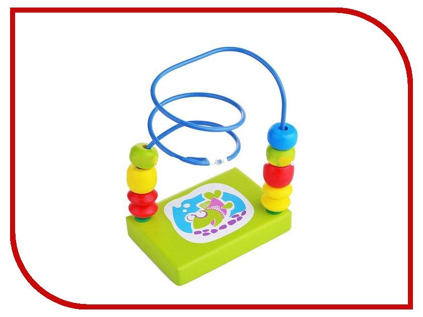 Игрушка Alatoys Лабиринт Рыбка ЛБ1003 деревянные игрушки alatoys