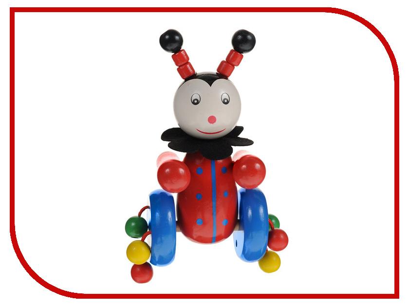 Игрушка Mapacha Божья коровка 76411 игрушка книжка божья коровка лиза lilliputiens