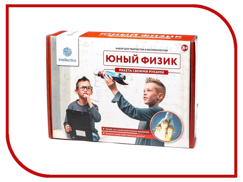 Игра Intellectico Юный физик Ракета своими руками 207