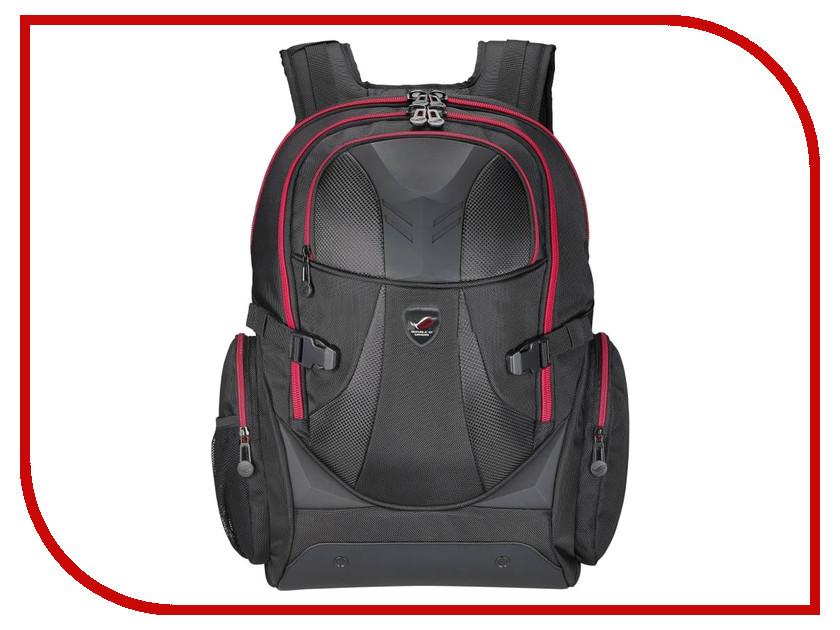 Аксессуар Сумка 17.3-inch ASUS Rog Xranger Messenger Black 90XB0310-BBP100 аксессуар мирмагнитов сумка для поискового магнита black