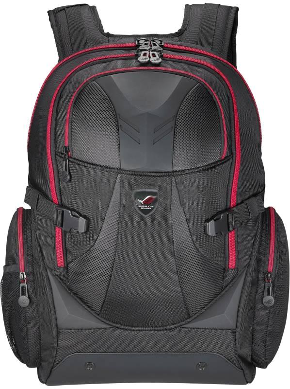 Аксессуар Сумка 17.3-inch ASUS Rog Xranger Messenger Black 90XB0310-BBP100 цена и фото