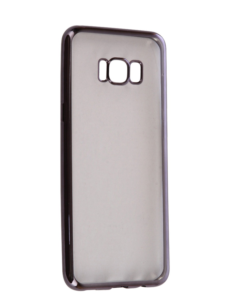 Чехол iBox для Samsung Galaxy S8 Plus Blaze Silicone Black Frame