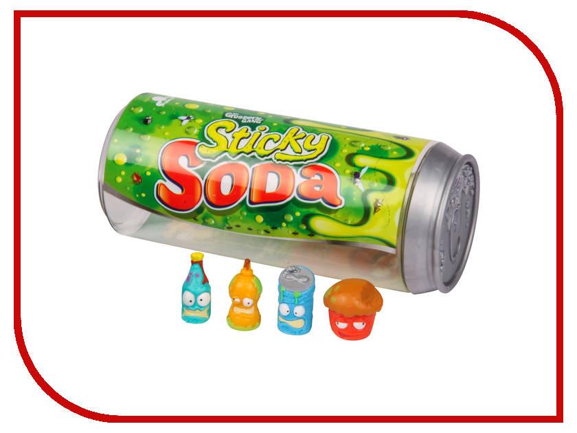 Игра Grossery Gang 69075 / 69002 grossery gang 69075 4 фигурки упаковка в виде банки содовой