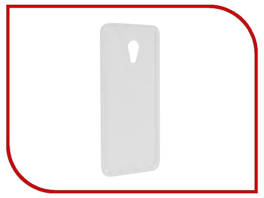 Аксессуар Чехол Meizu M5S SkinBox Slim Silicone 4People Transparent T-S-MM5S-005 чехол для meizu m3s mini skinbox 4people красный