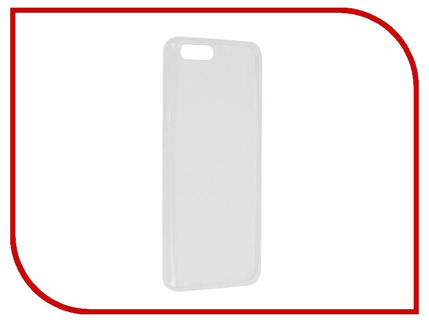Аксессуар Чехол Xiaomi Mi 6 SkinBox Slim Silicone Transparent T-S-XMi6-006