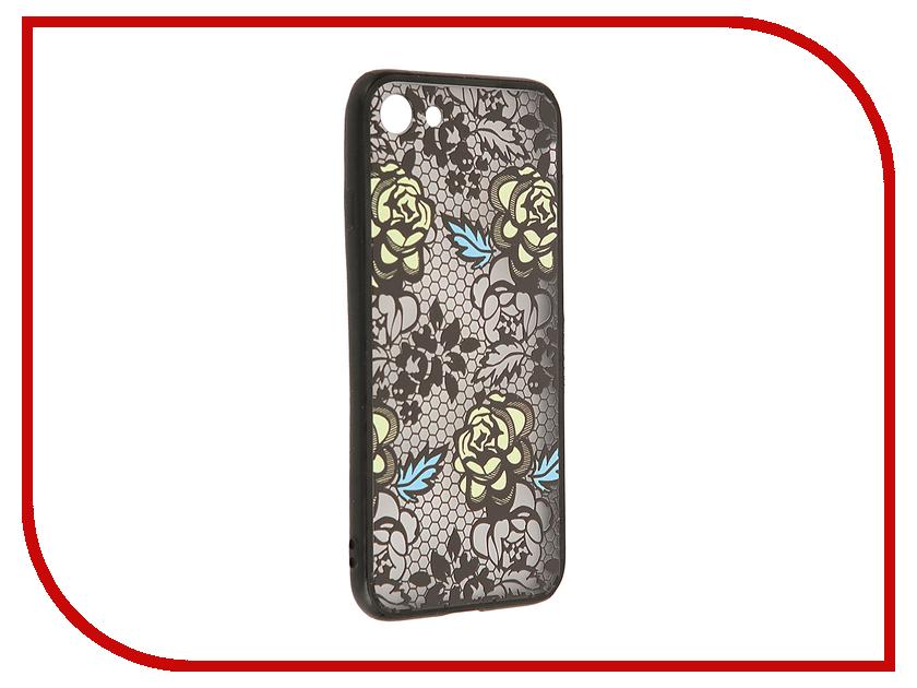 Аксессуар Чехол SkinBox для iPhone 7 Multicolor T-S-AI7n-009