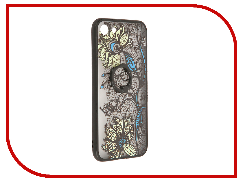 Аксессуар Чехол SkinBox для iPhone 7 Multicolor T-S-AI7n-011 t p mu20 05 skinbox
