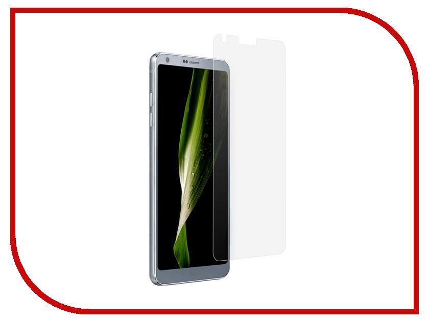 Аксессуар Защитная пленка LG G6 5.7 Red Line матовая