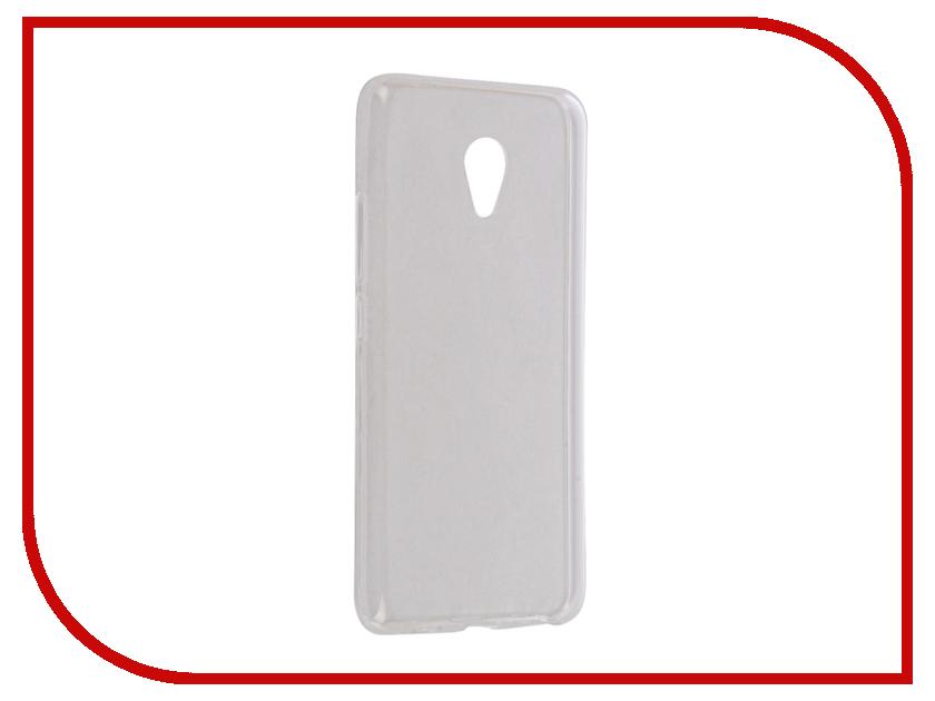 Аксессуар Чехол Meizu M5 iBox Crystal Silicone Transparent аксессуар чехол htc desire 526g ibox crystal transparent
