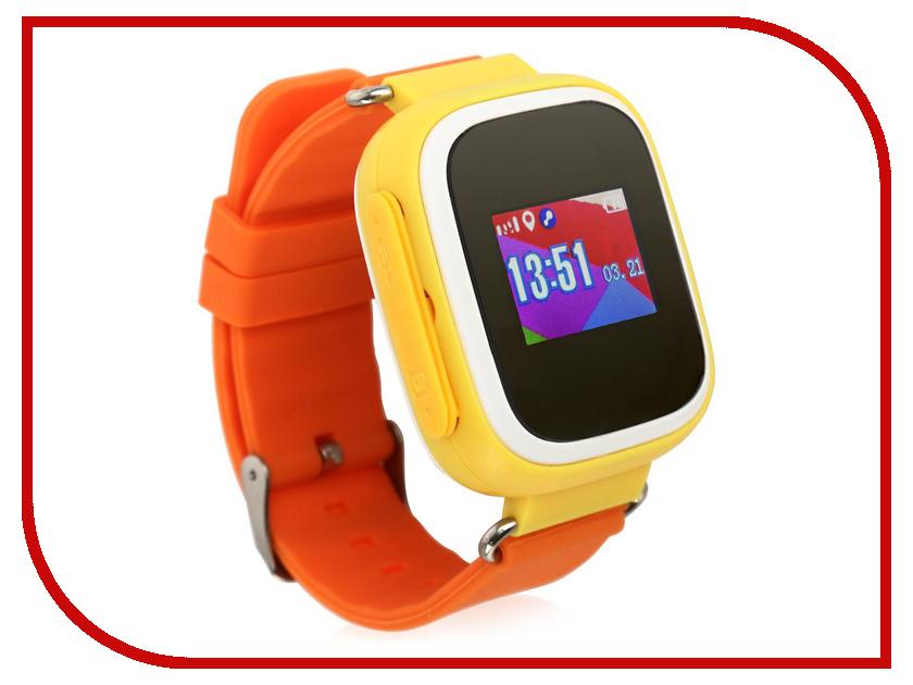 Zakazat.ru: Умные часы Wonlex GW100S Orange