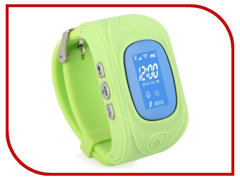 Zakazat.ru: Умные часы Wonlex GW300 Green