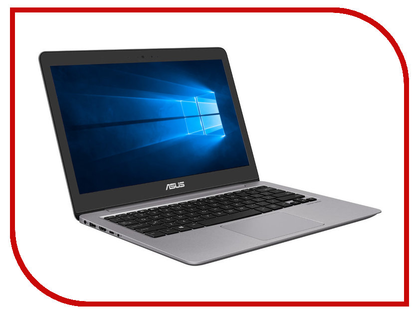 Ноутбук ASUS UX310UQ-FC134T 90NB0CL1-M03260 (Intel Core i5-6200U 2.3 GHz/4096Mb/500Gb + 128Gb SSD/No ODD/nVidia GeForce 940MX/Wi-Fi/Cam/13.3/1920x1080/Windows 10 64-bit)