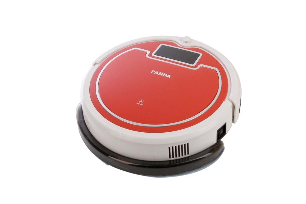 Робот-пылесос Panda X900 Wet Clean Red цена