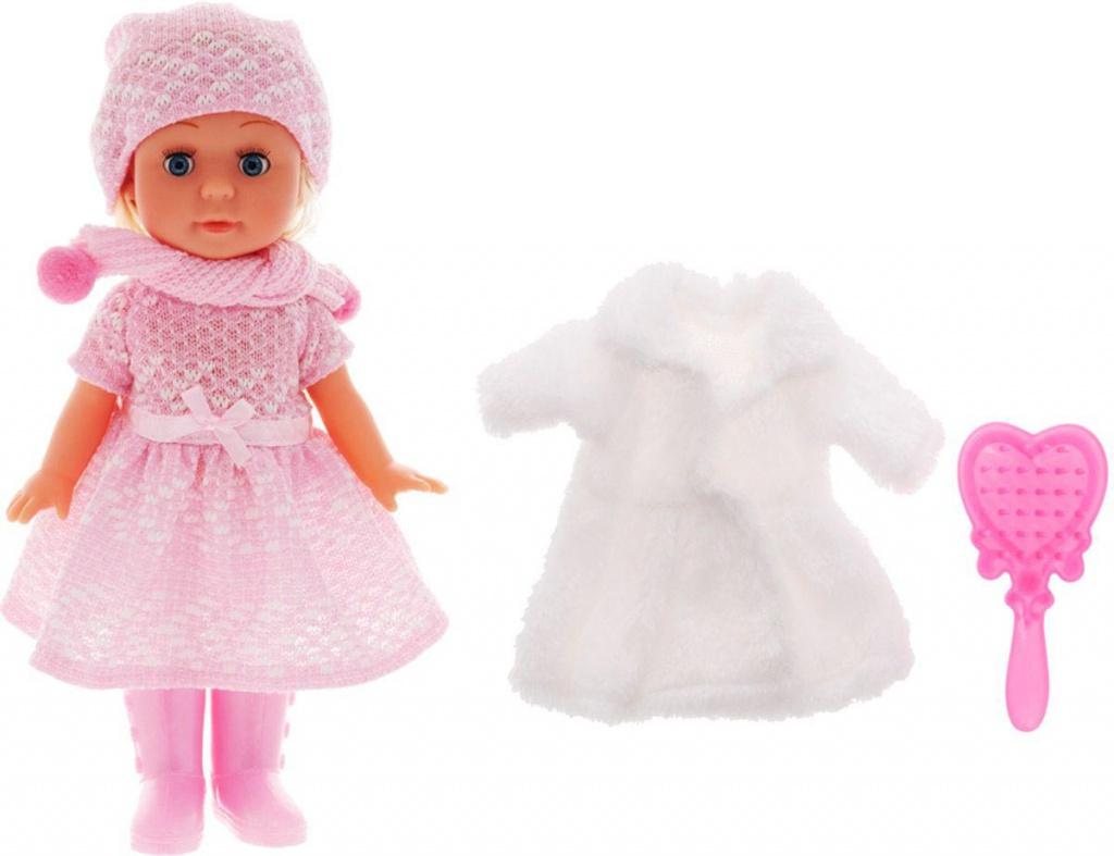 Кукла Карапуз POLI-03-B-RU кукла карапуз poli 03 b ru