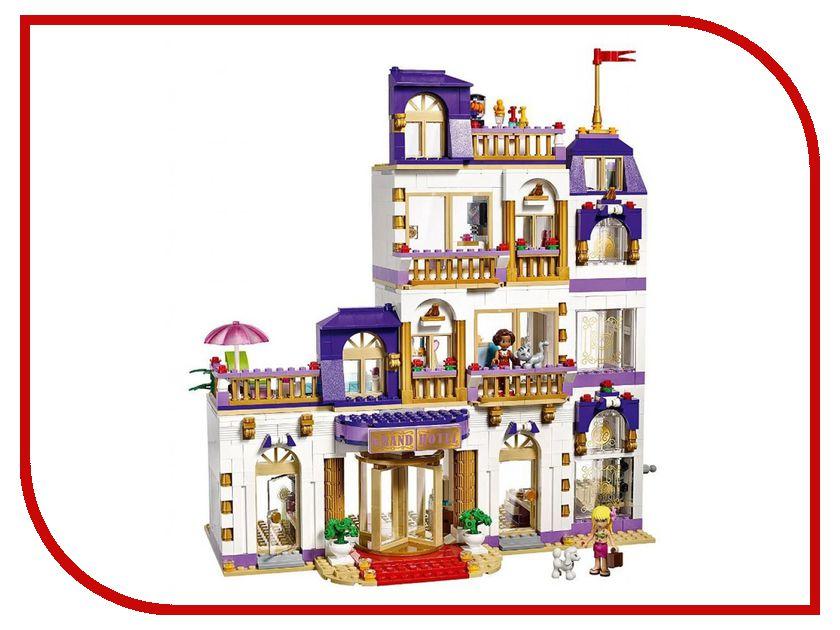 Конструктор Lego Friends Гранд-отель в Хартлейк Сити 41101