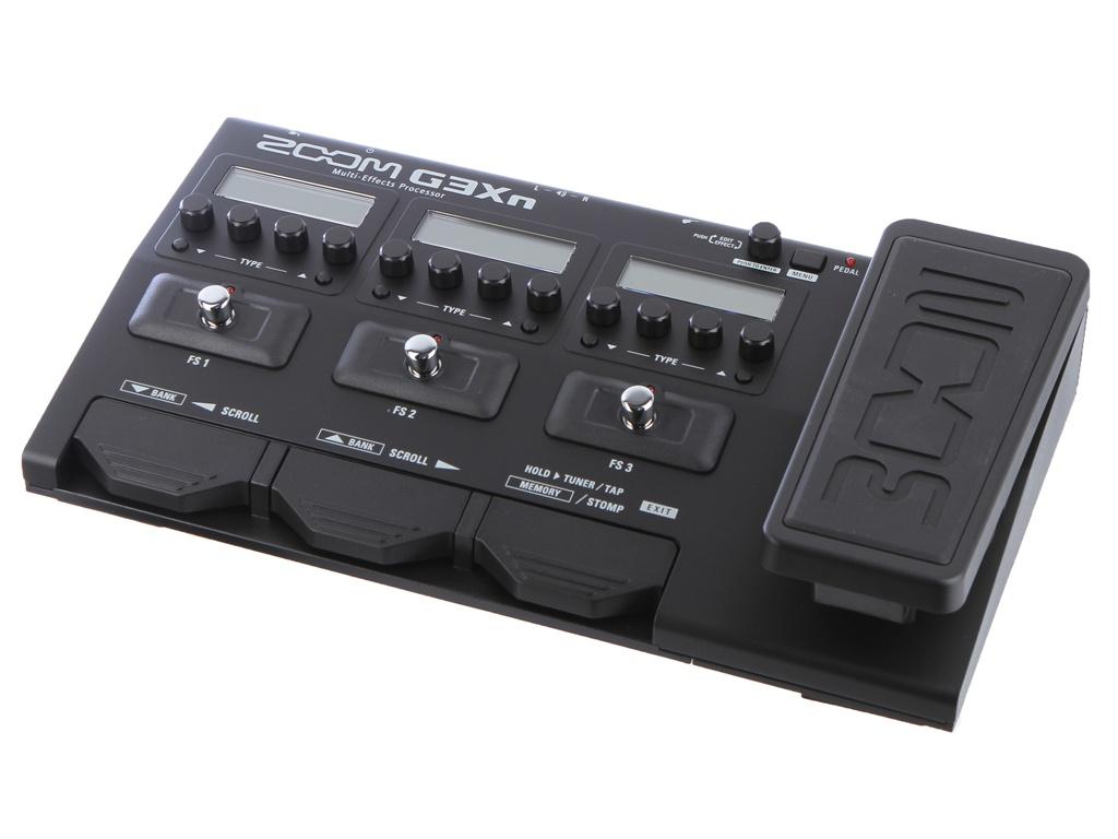 лучшая цена Гитарный процессор Zoom G3XN